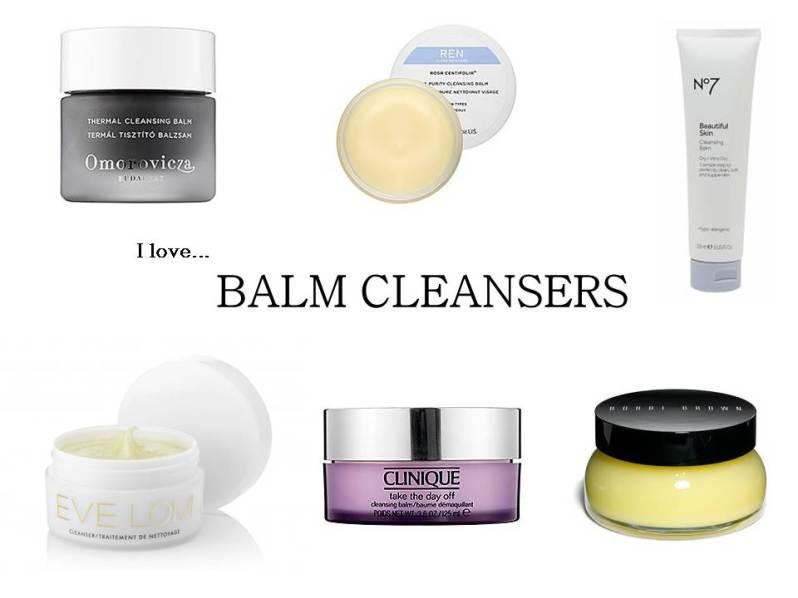 Cleansing Balms